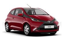 Toyota Aygo car rentals west london