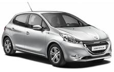 Peugeot 208 car rentals west london