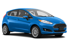 Ford Fiesta car rental west london