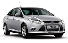 Ford Focus car rental west london