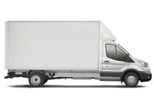 Luton Box Van Rentals