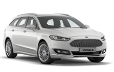 Ford Mondeo Estate Car Rental in West London