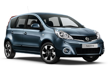 Nissan Note car rental west london