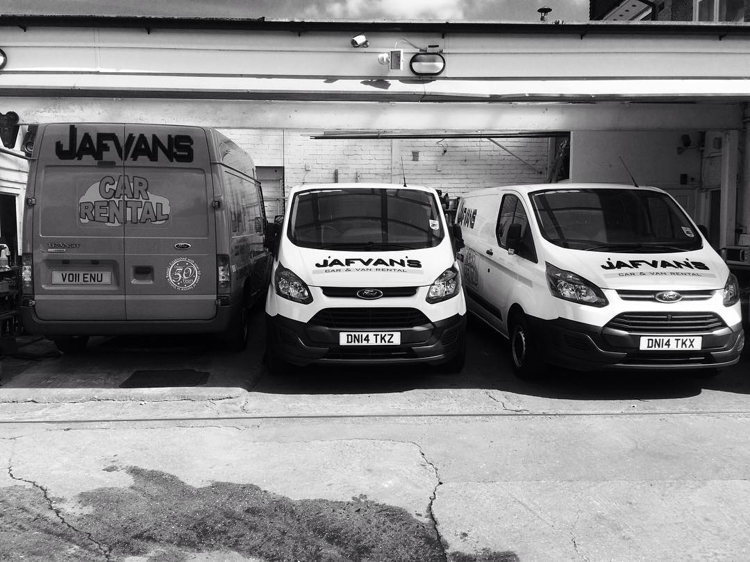 van rentals in harrow