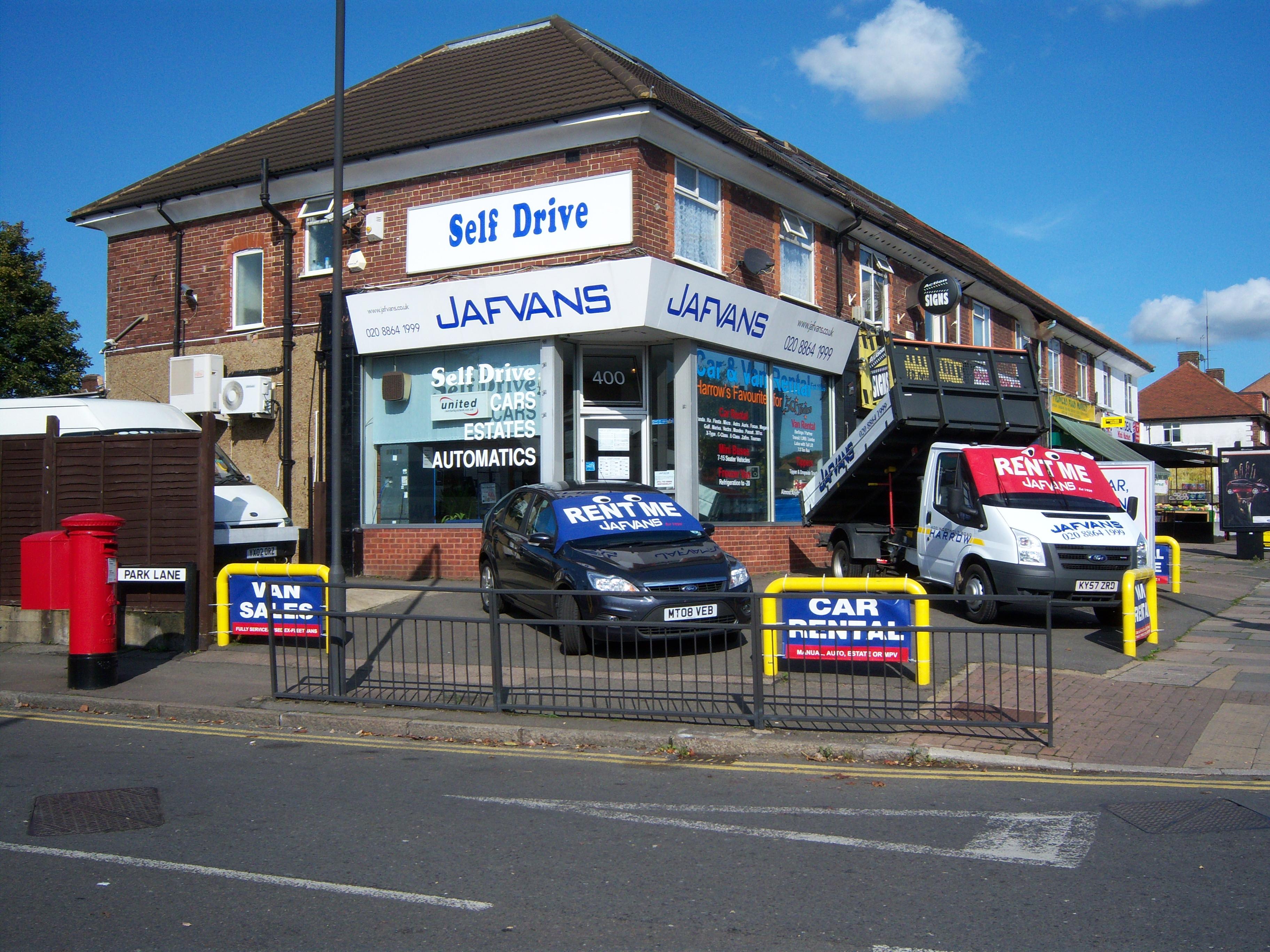 Jafvans Office in South Harrow