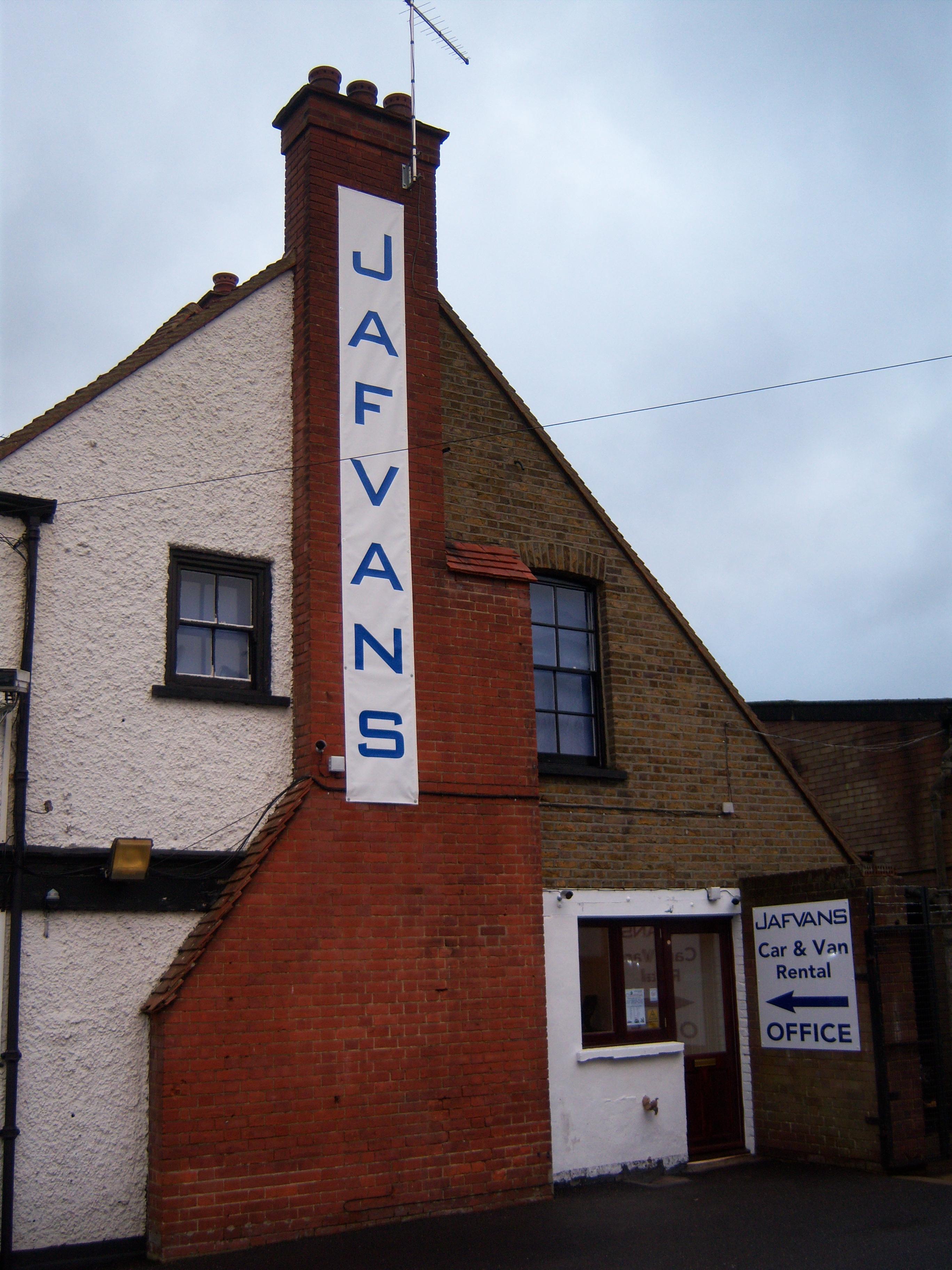 Jafvans Rentals Office in Ruislip
