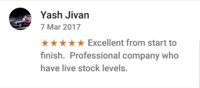 Jafvans Google Review 2