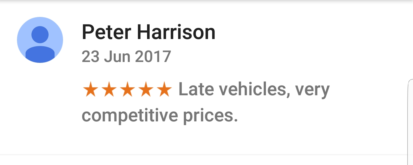 Pinner Google Review 1