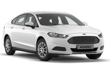 Ford Mondeo Auto Car Rental West London